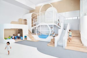 example: Unbo playcenter Sidney by Pal Design Group